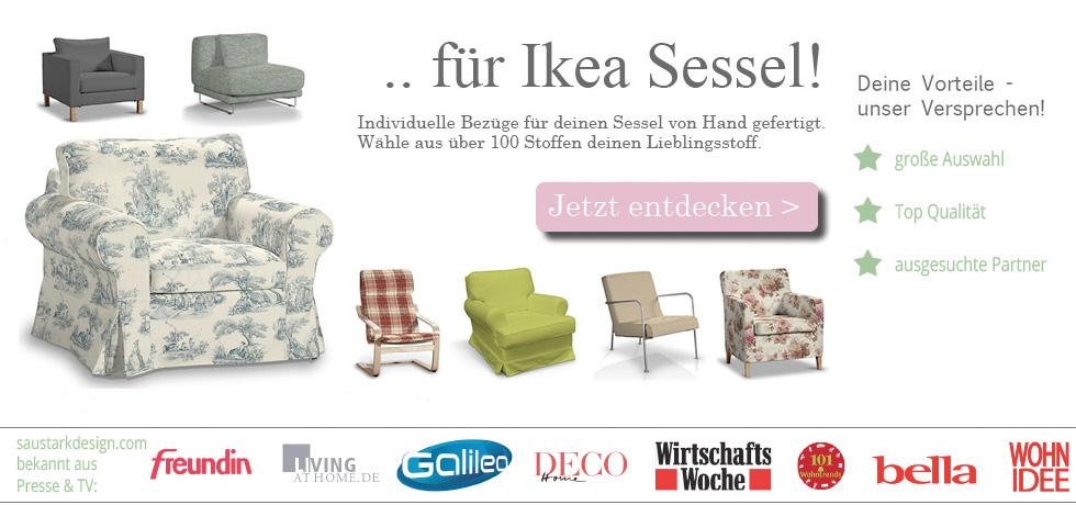 Ikea Sesselbezüge